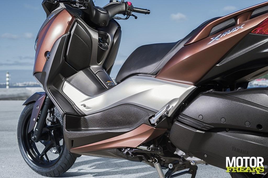 Motorfreaks - Yamaha kondigt X-MAX 300 aan - Yamaha