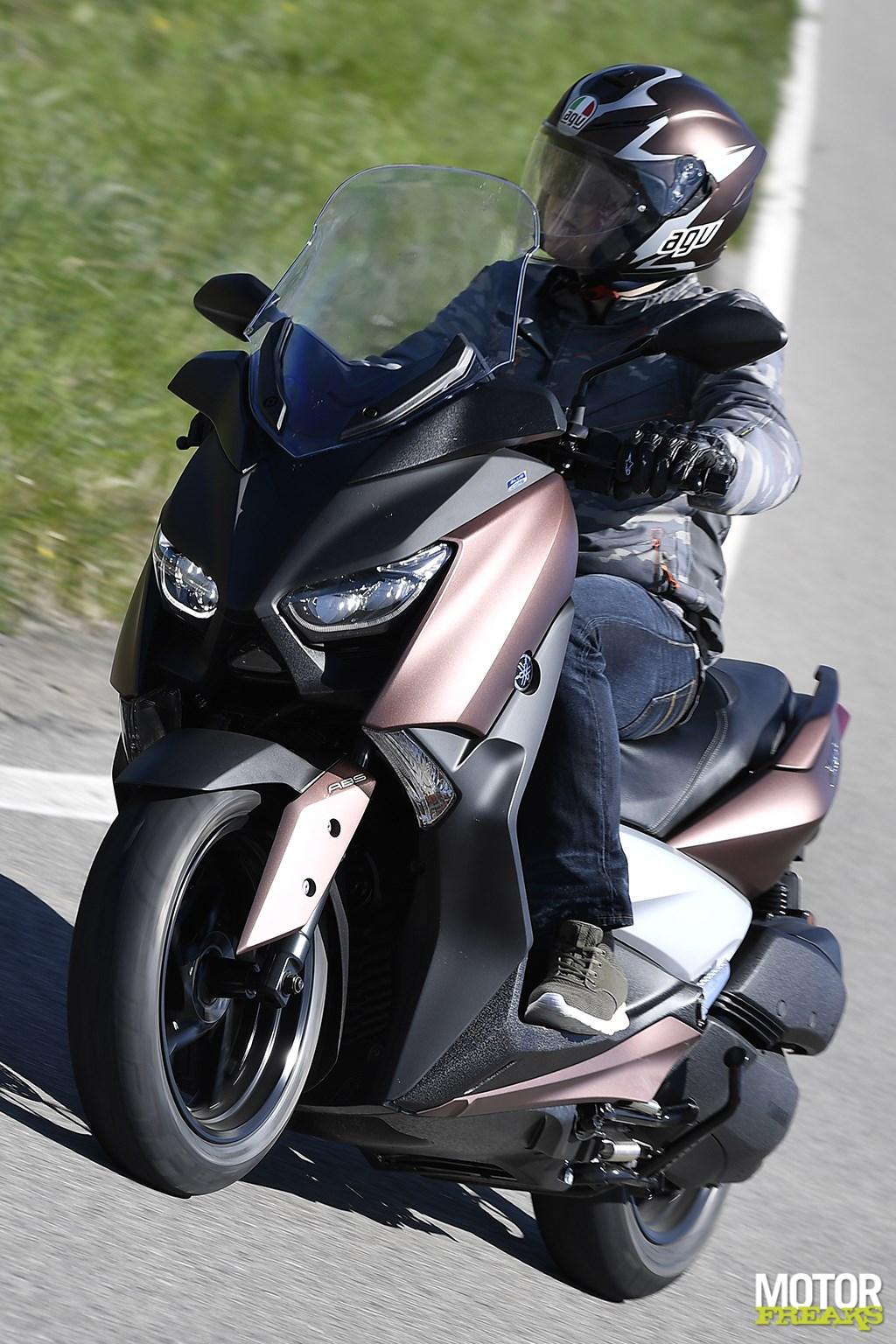 Motorfreaks - Test: Yamaha X-MAX 300 - Conclusie