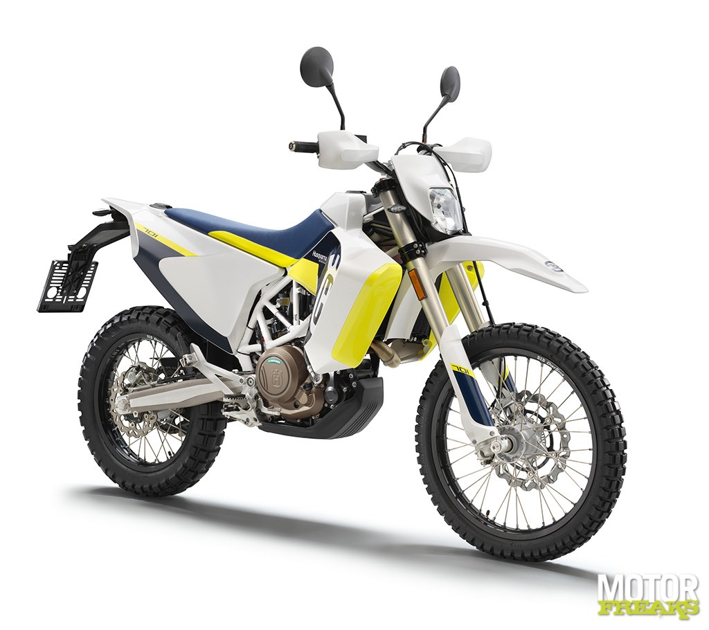 Motorfreaks Additional Tank Kit Voor Husqvarna 701 Enduro Details