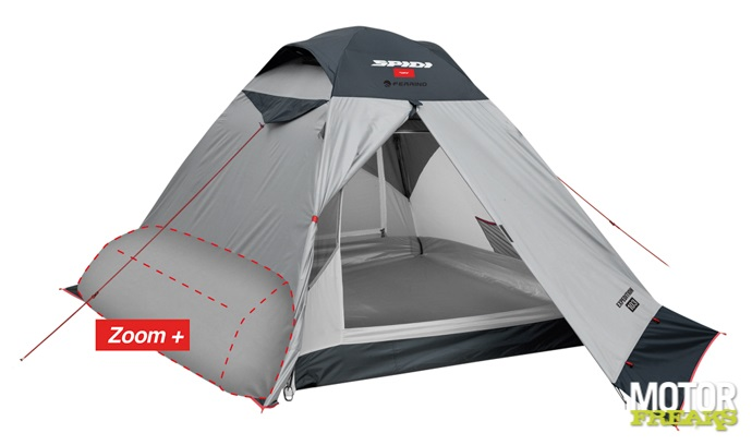 Spidi Expedition_Tent