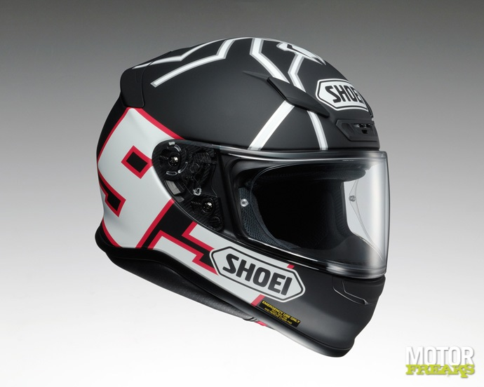 Shoei NRX_Marc_marquez_wintertest