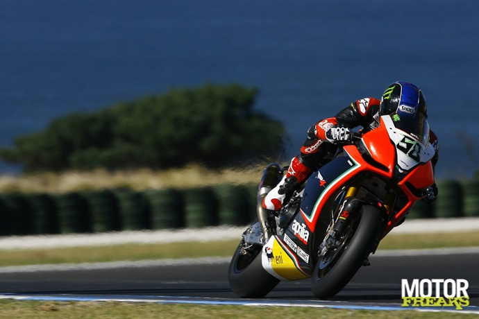 Eugene Laverty_Phillip_Island_Aprilia