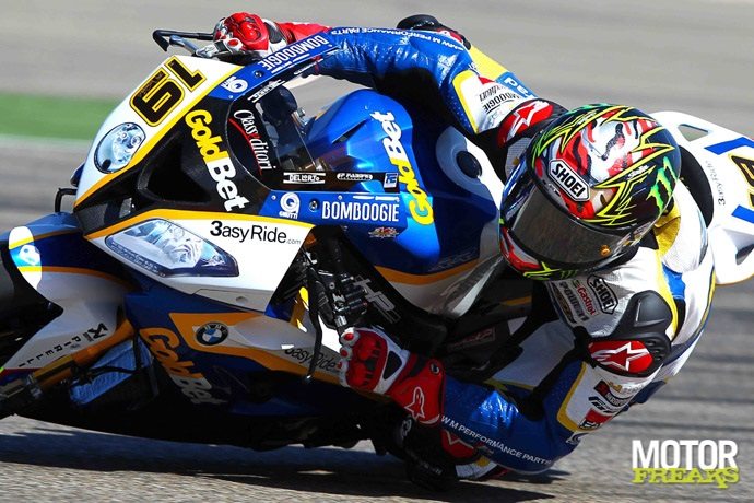 Chaz Davies_GoldBet_BMW_Aragon