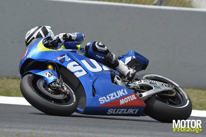 Randy de_Puniet_Suzuki_MotoGP_test