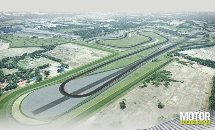 Buriram International_circuit