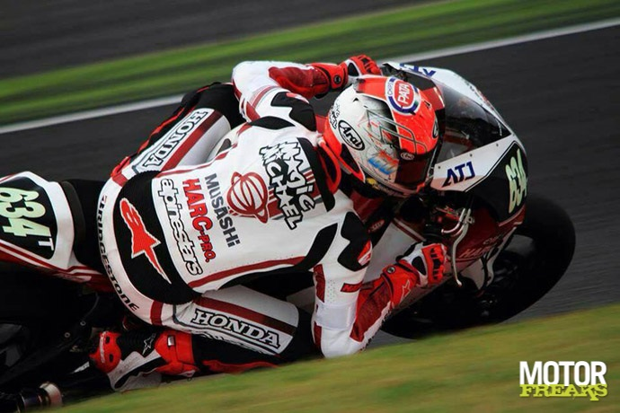 Michael van der Mark Honda Suzuka 8 hours