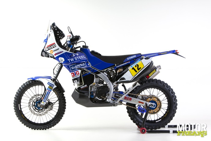 Yamaha 2014_YZ450F_Rally