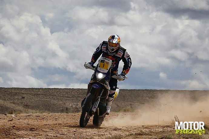 Cyril Despres_Dakar_2014