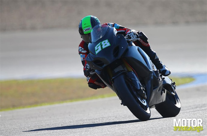 Eugene Laverty Cresent Suzuki