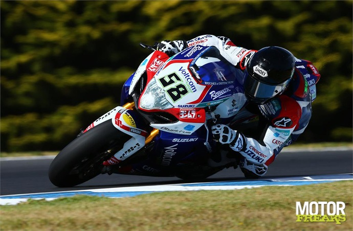 Eugene Laverty_Suzuki_Phillip_Island