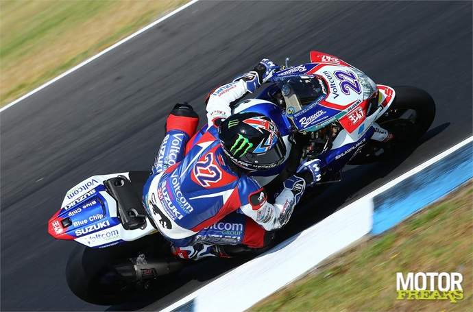 Alex Lowes_Phillip_Island_Suzuki