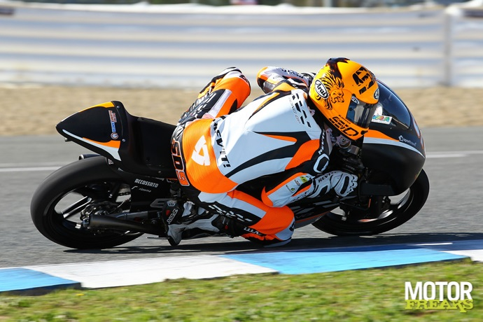 Scott Deroue_Jerez_wintertest_Moto3