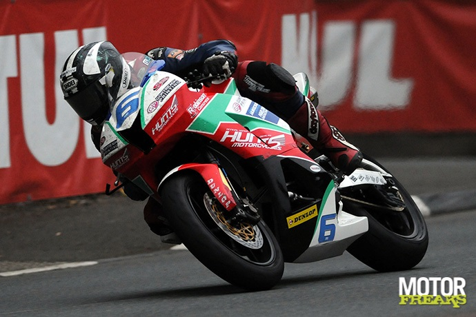 Michael Dunlop Supersport IOMTT