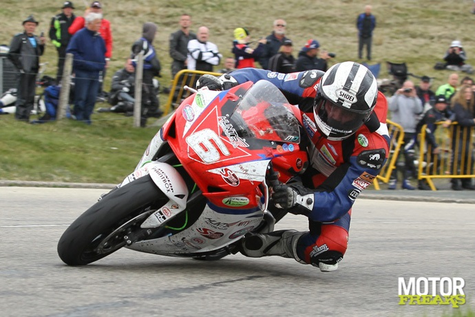 Michael Dunlop Superstock TT