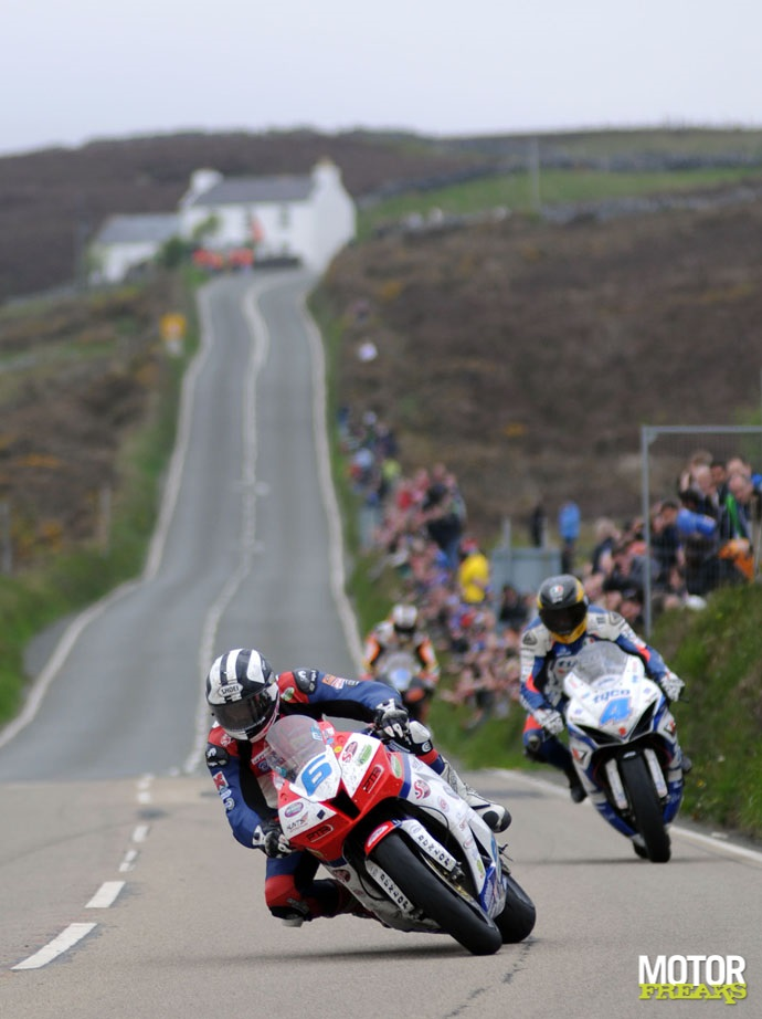 Michael Dunlop Supersport TT