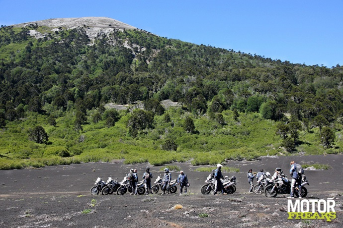 BMW GS Trophy 2012