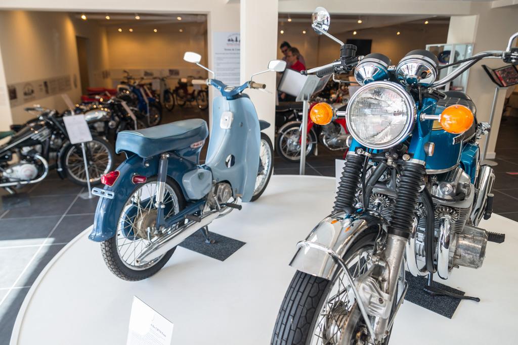 Motorfreaks - David Silver museum: grootste collectie ...