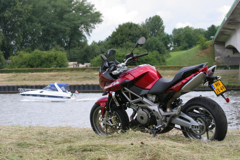 2012 Aprilia SHIVER 750 GT ABS | Top Speed