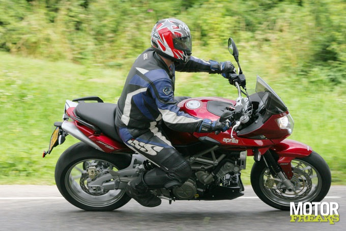Motorcycle Review | Aprilia Dorsoduro | Shiver 900 Test ...