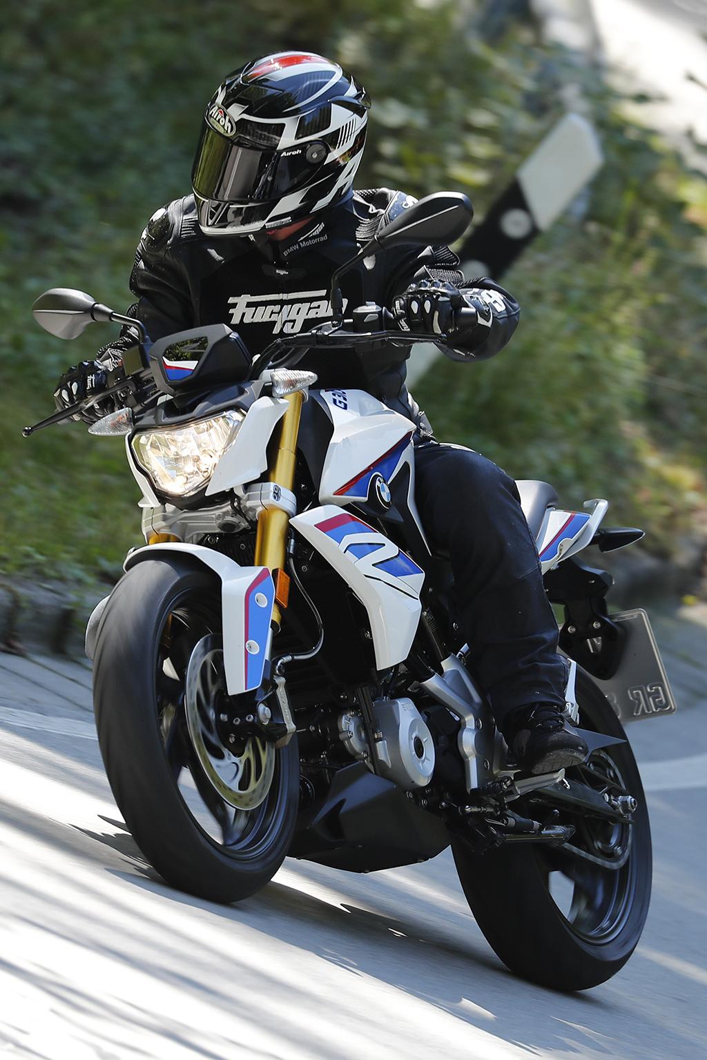Motorfreaks Test Bmw G310r Conclusie
