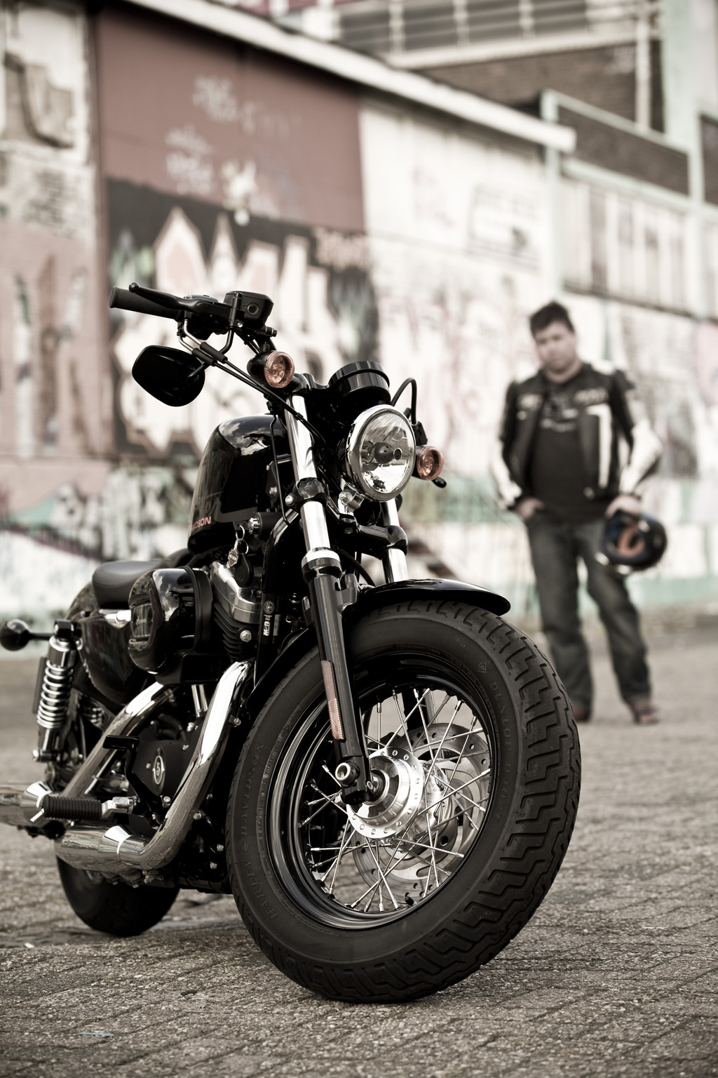 Motorfreaks Test Harley Davidson Forty Eight Conclusie