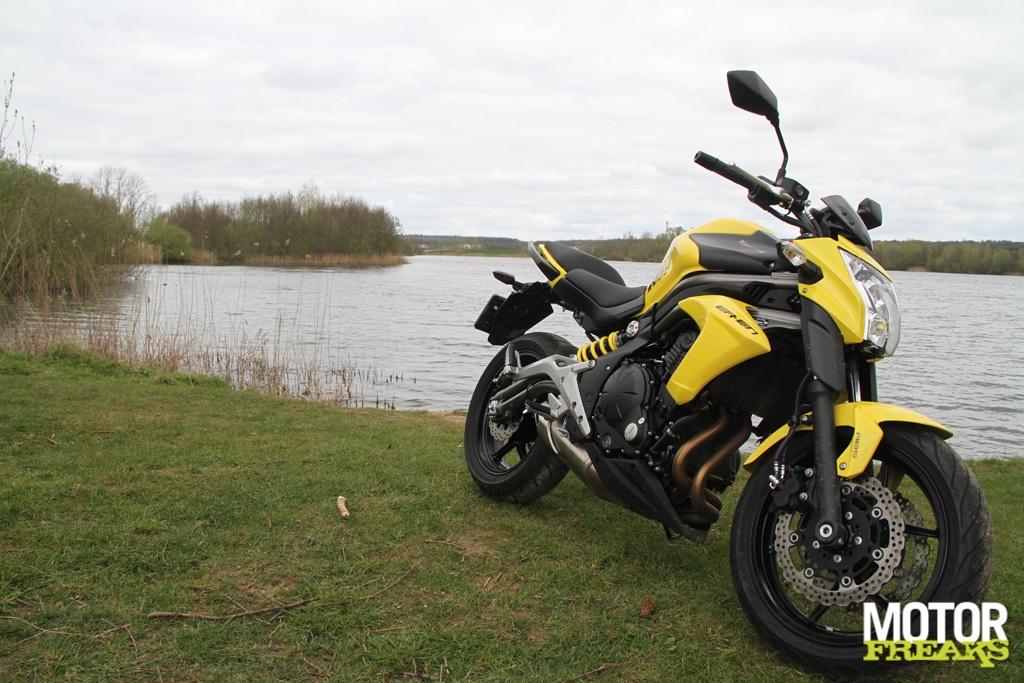Motorfreaks Test Kawasaki Er 6n Technische Gegevens