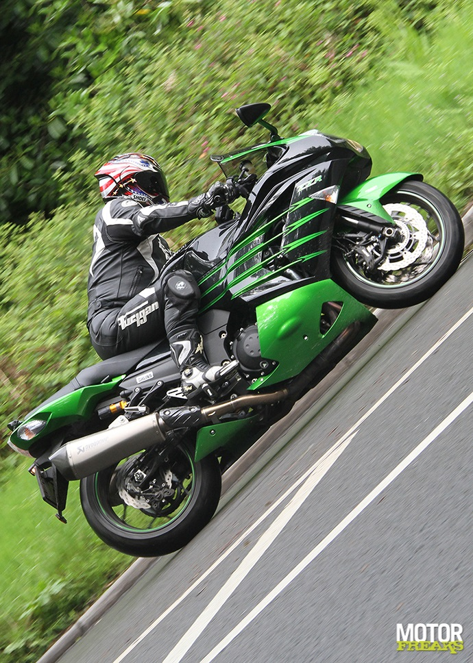 Kawasaki 2014 ZZR1400 Performance Edition