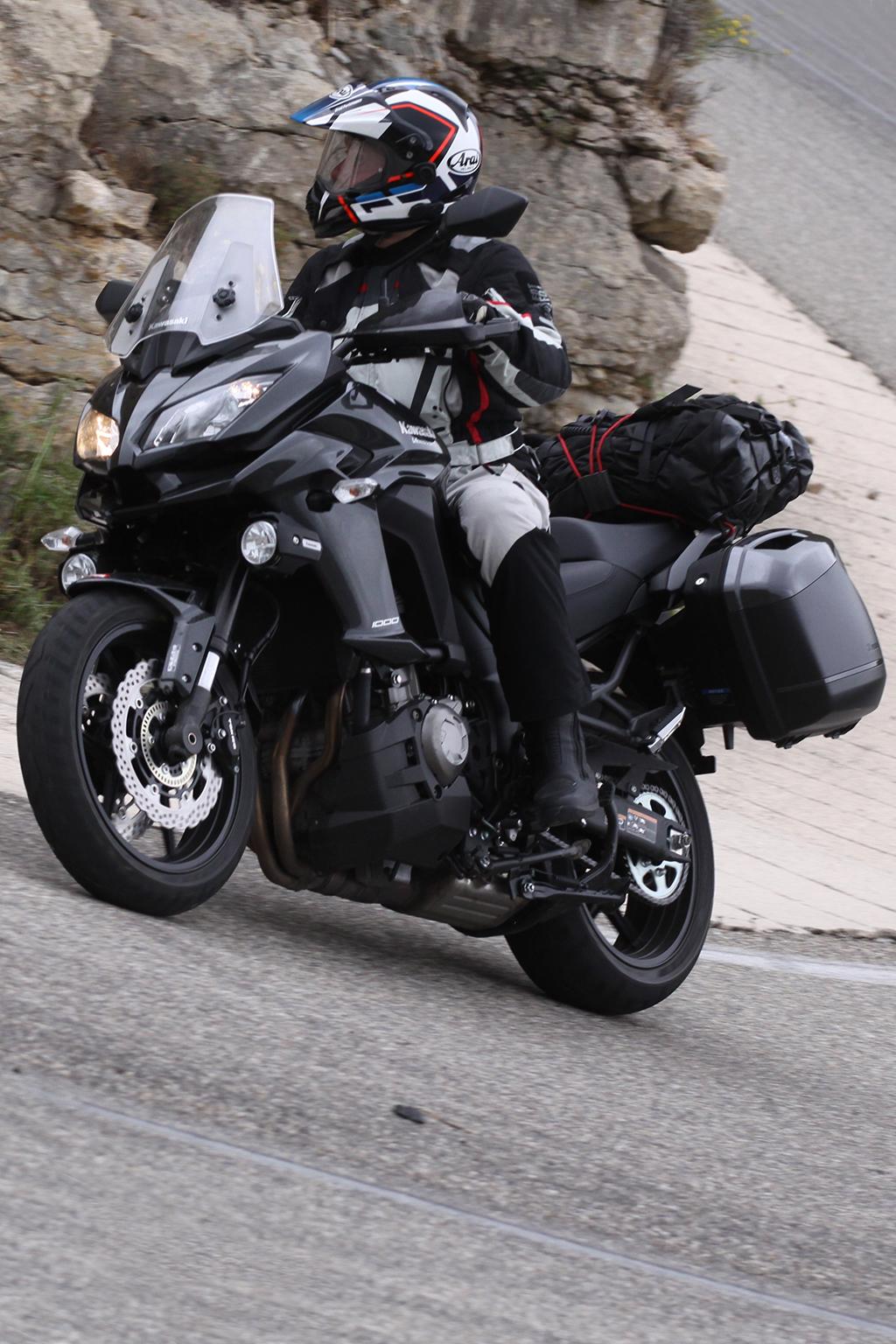 Toerstest: Kawasaki Versys 1000 Tourer