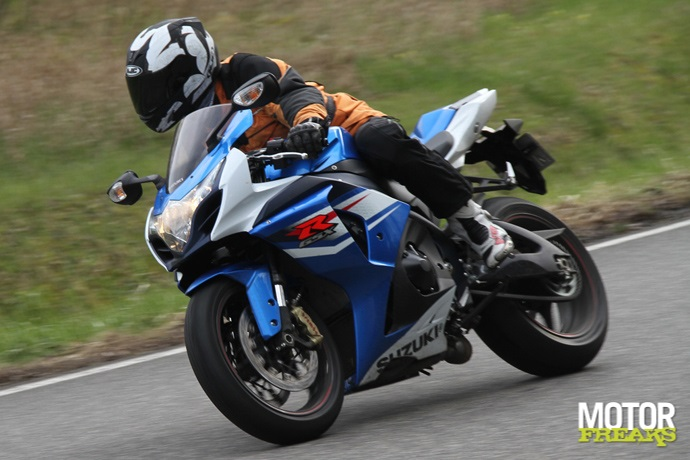 Superbikes in de Eifel