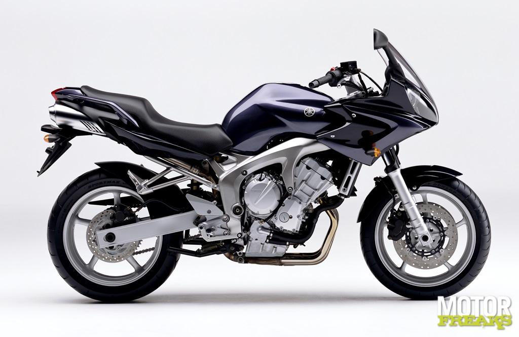 Yamaha Fz6 Fazer Test